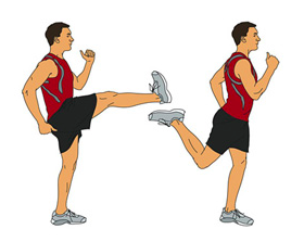 Image result for Leg Swings