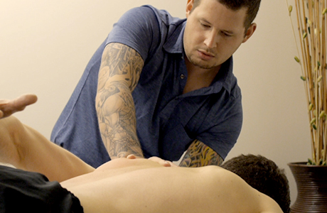 Gay massage doctor