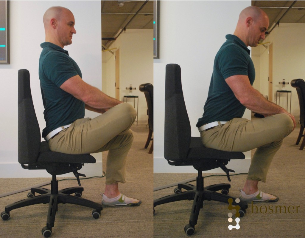 hosmer chiropractic breaking out of your work chair hosmer