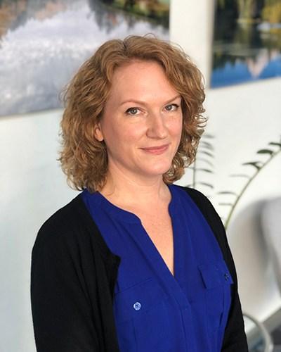 Jen Goff-Hawkins, Clinic Manager
