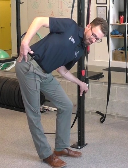 Fix Those Tight Hips with the Standing Hip Stretch